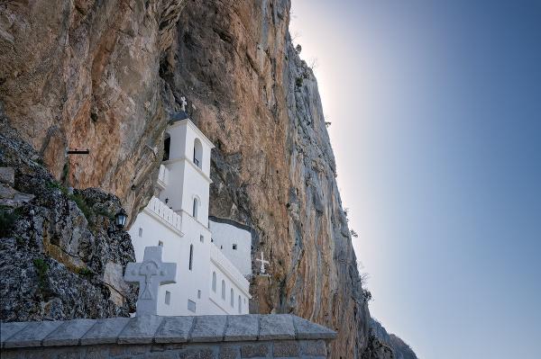 Kláštor Ostrog, Čierna Hora