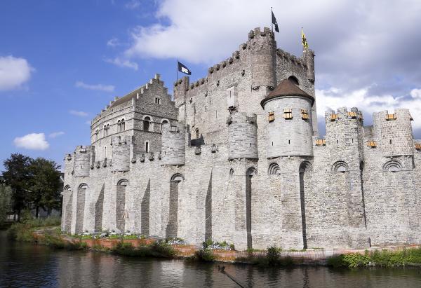 Gent, Belgicko