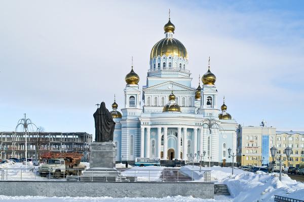 Saransk, Rusko