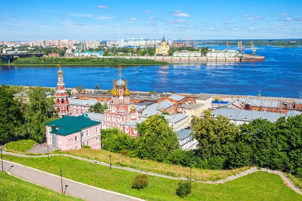 Nižný Novgorod, Ruská federácia