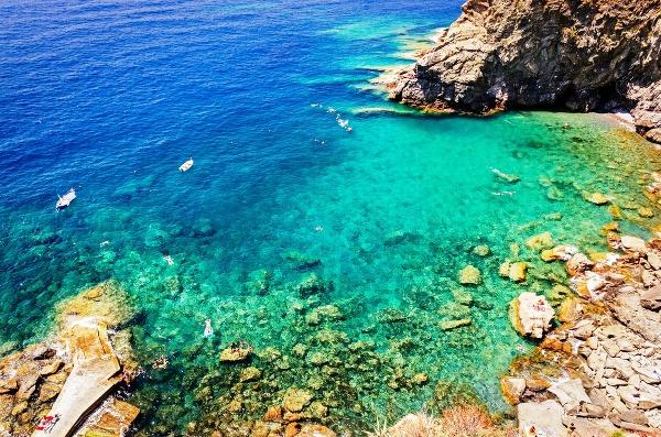 Guvano Beach, Corniglia, Taliansko