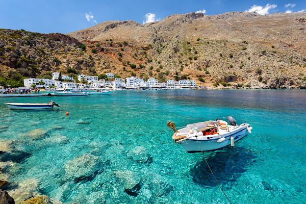 Kréta, Grécko