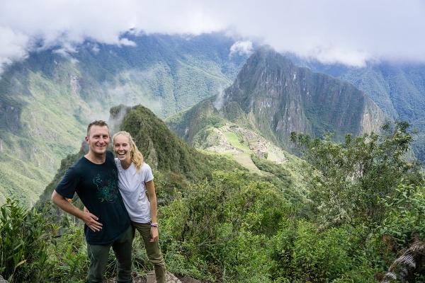 Trek k Machu Picchu,