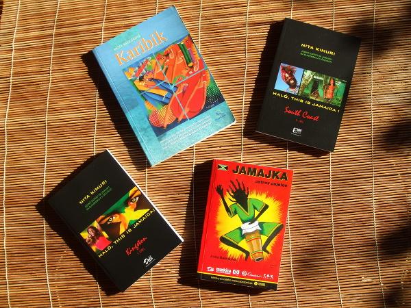 Knihy Nity Kimuri
