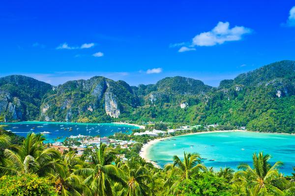 Koh Phi Phi, Thajsko