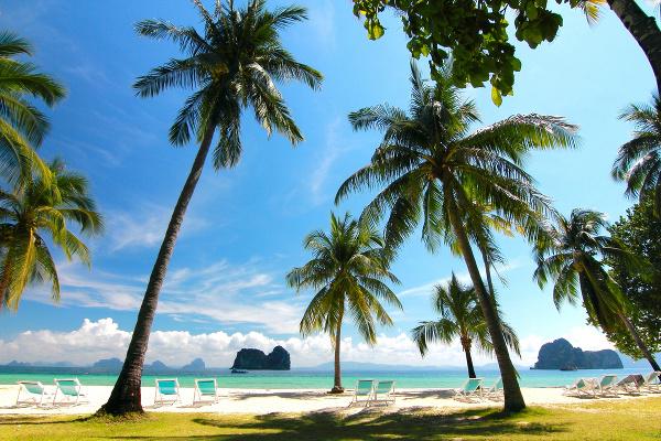 Koh Ngai, Thajsko