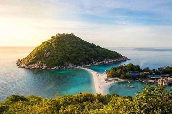 Koh Tao, Thajsko