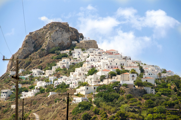 Ostrov Skyros, Grécko