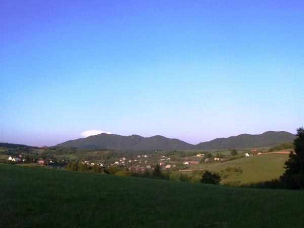 Považská Bystrica a okolie