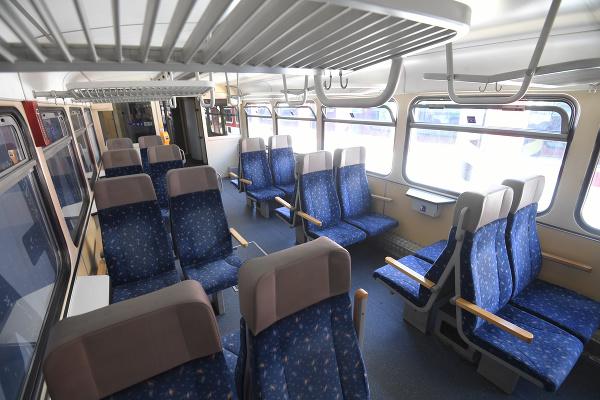 Spustenie špeciálneho turistického vlaku