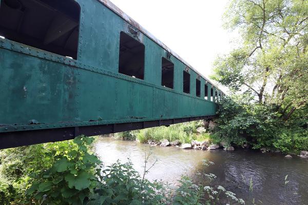 Unikátny most zo starého