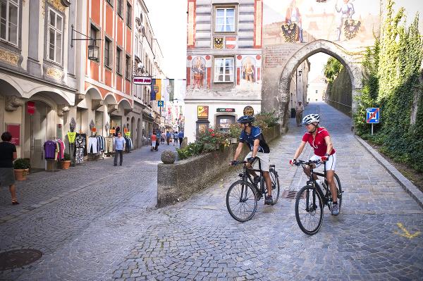 Top 10 cyklotrás Dolného