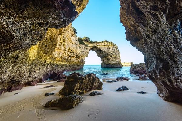 Algarve,Portugalsko
