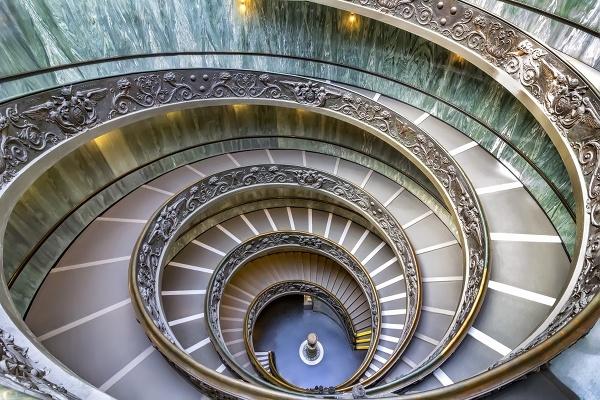 Vatikán je čarovný nielen