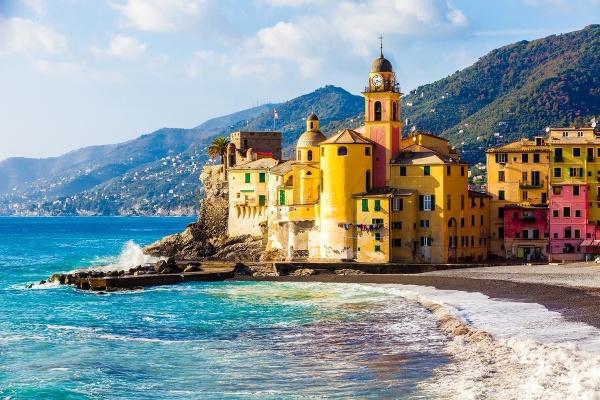 Architektúra západného Stredomoria je