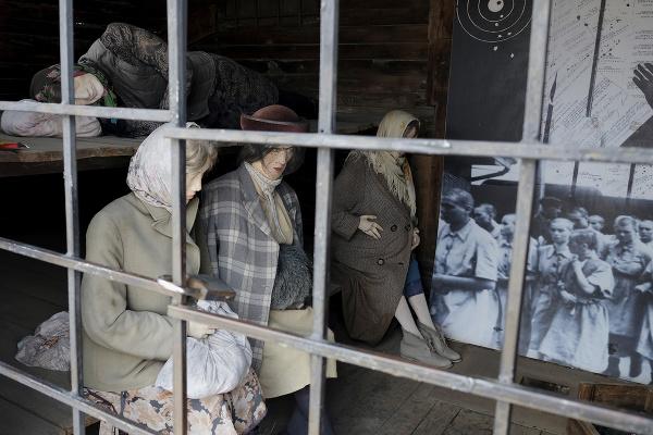 Akmolský pracovný tábor žien