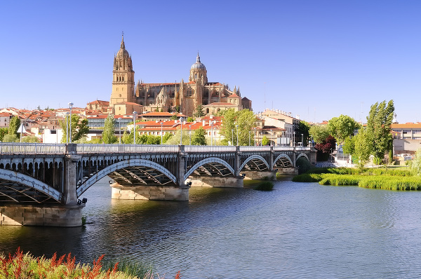 Salamanca, Španielsko