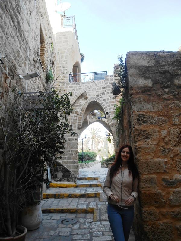 Na návšteve Izraela
