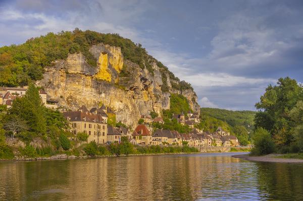 La Roque Gageac, Francúzsko