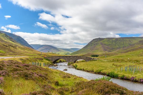 Národný park Cairngorms, Škótska