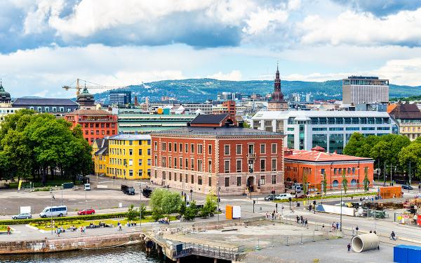 Oslo, Nórsko