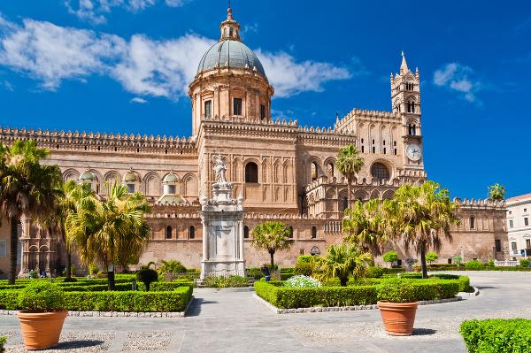 Palermo, Sicília, Taliansko