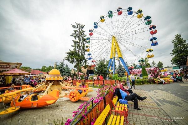8 zábavných parkov v