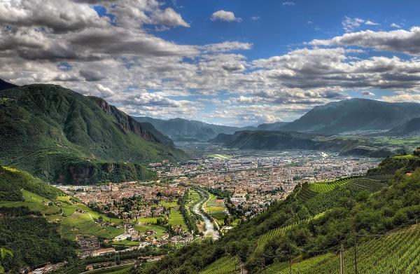 Bolzano, Taliansko