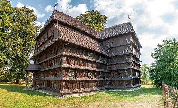 Evanjelický drevený artikulárny kostol