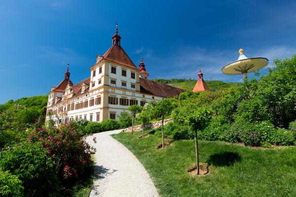 Zámok Eggenberg, Graz, Rakúsko