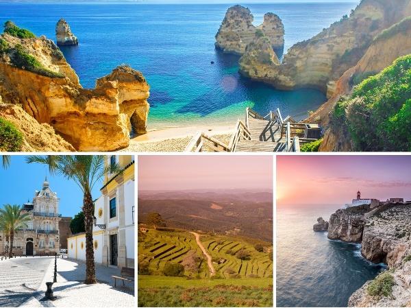 Algarve – najzaujímavejšie miesta