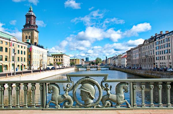 Göteborg, Švédsko