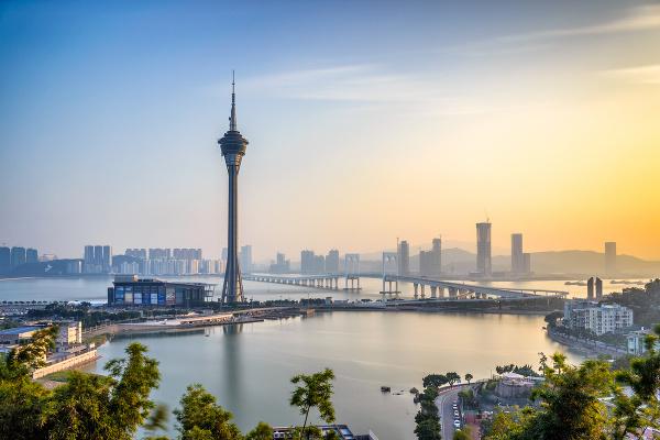 Macau Tower, Čína