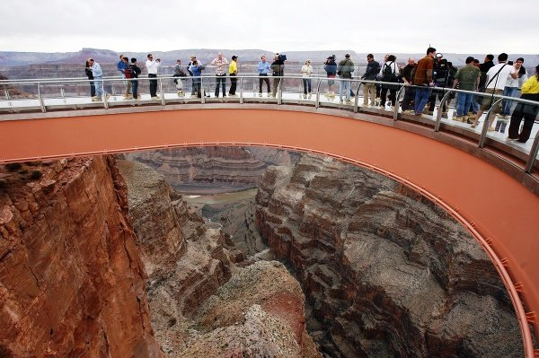 Grand Canyon Skywalk, USA