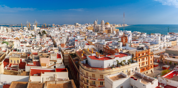 Cádiz, Španielsko