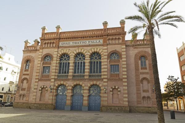 Gran Teatro Falla, Cádiz,