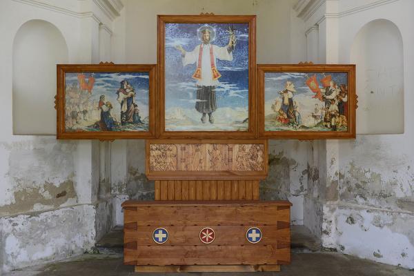 Kalvária v Spišskom Jeruzaleme