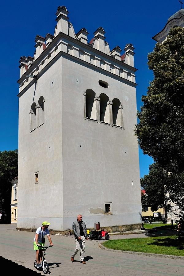 Zvonica v Poprade