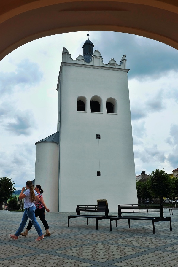 Zvonica v Spišskej Belej
