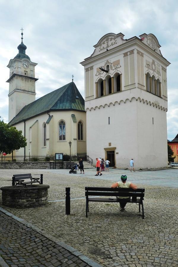 Zvonica v Spišskej Sobote