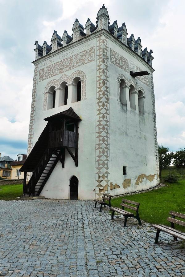 Zvonica v Strážkach