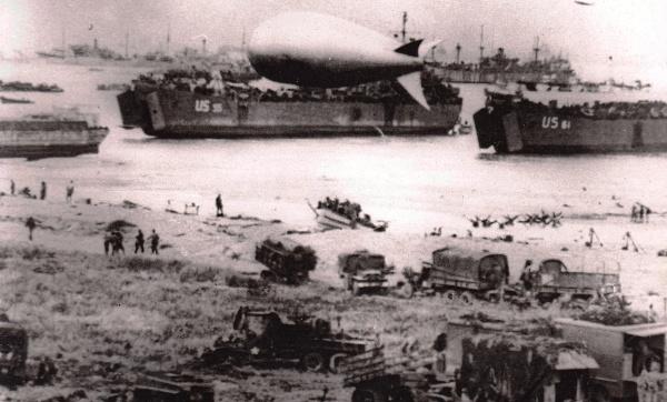 Vylodanie v Normandii