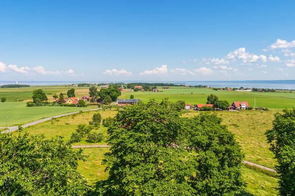 Ostrov Visingsö, Švédsko