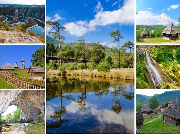 Zlatibor – najkrajší región