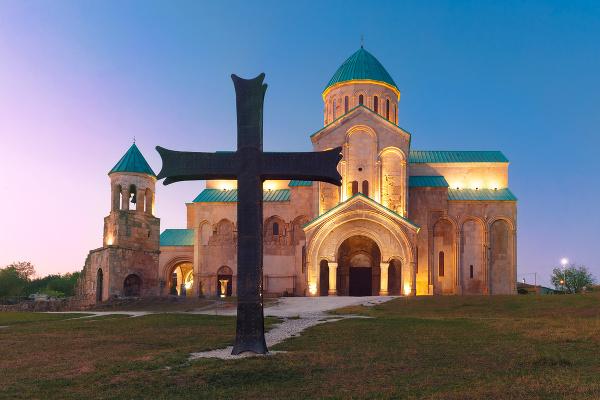 Katedrála Bagrati, Kutaisi, Gruzínsko