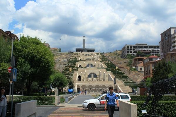 Jerevan, Arménsko