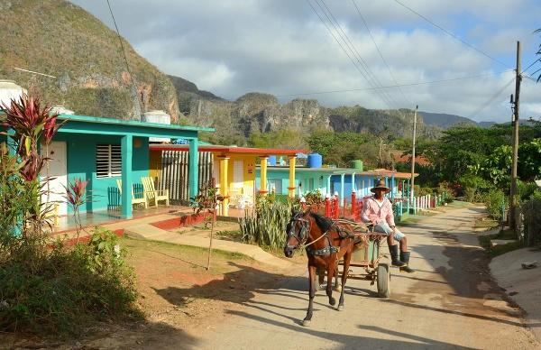 Kubánsky vidiek