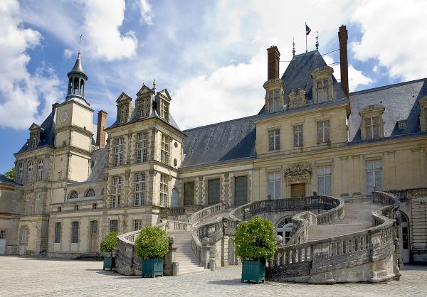 Château de Fontainebleau, Francúzsko