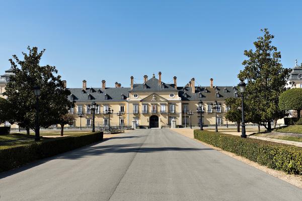 Kráľovský palác El Pardo,
