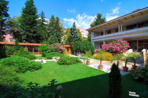 Palatul Primaverii, Rumunsko